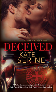 Cover Reveal – DECEIVED