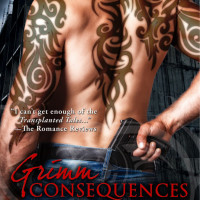 GRIMM CONSEQUENCES Cover Reveal and Giveaway!