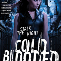 "Cover Reveal – Amanda Carlson's ""Cold Blooded"""