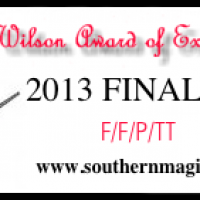 RED is a finalist for the Gayle Wilson Award of Excellence!