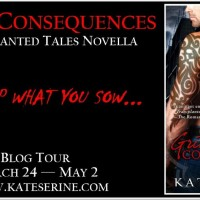 Grimm Consequences Blog Tour Schedule